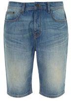 Burton Burton Mid Blue Denim Shorts