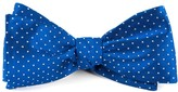 The Tie Bar Mini Dots Royal Blue Bow Tie