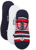 Sperry Men's 3-Pk. Cushioned Performance Sock Liners