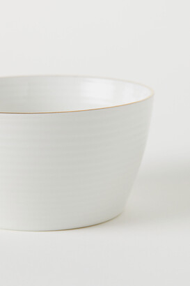 H&M Textured bowl