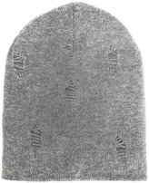 Dondup distressed beanie