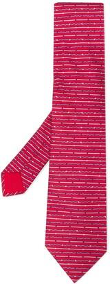 Hermes pre-owned silk A La Gloire de Guillaume scarf