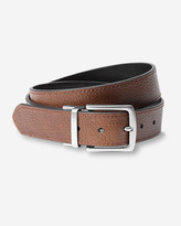 Eddie Bauer Men's Reversible Leather Belt