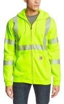 Carhartt Men's High Visibility Class 3 Sweatshirt