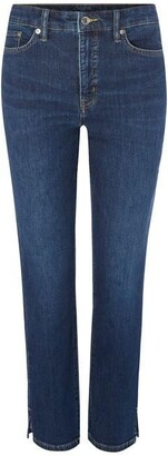 Lauren Ralph Lauren Regal ankle 5 pocket denim