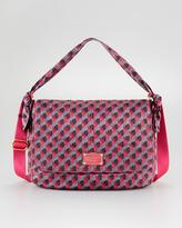 MARC by Marc Jacobs Pretty Nylon Katya Messenger Bag, 13