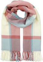 Monsoon Cloudia Check Scarf