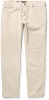 Michael Kors - Parker Slim-fit Selvedge Stretch-denim Jeans
