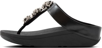 FitFlop Fino Toe-Post Sandals