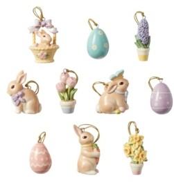 Lenox Celebrate Easter 10pc Ornament Set
