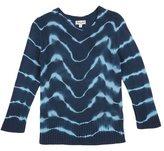 Splendid Little Girl Tie Dye Sweater