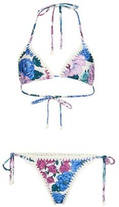 Zimmermann Poppy Crochet Edge Bikini