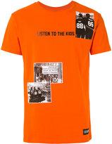 Les (Art)ists patch T-shirt - men - Cotton - M