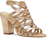 Vince Camuto Norla Strappy Block-Heel Sandals