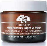 "Origins High Potency Night-A-Minsâ""¢ mineral-enriched oil-free renewal cream"