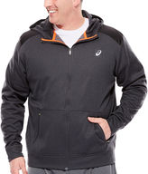 Asics Full Zip Fleece Lined Jacket - Big & Tall