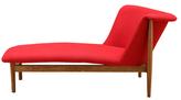 Ash Linen Lounge Chair