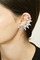 Forever 21 FOREVER 21+ Faux Gem Ear Cuff