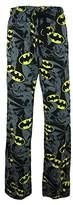Bioworld Batman All Over Print Logo Sleep Pants