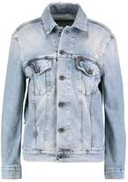 Tiger of Sweden PRIMED Denim jacket pale jeans blue