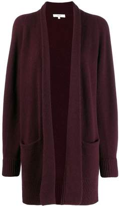 Vince open-front knit cardigan