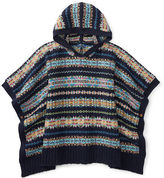 Ralph Lauren Hooded Fair Isle Sweater