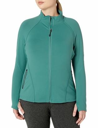 Shape Fx Women's Plus Size Performance Training Jacket