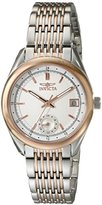 Invicta Women's 18066 Specialty Analog Display Swiss Quartz Two Tone Watch