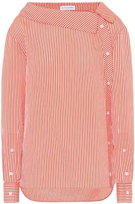 Altuzarra Eileen striped top