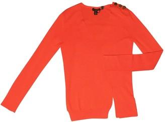 Louis Vuitton \N Orange Cashmere Knitwear for Women