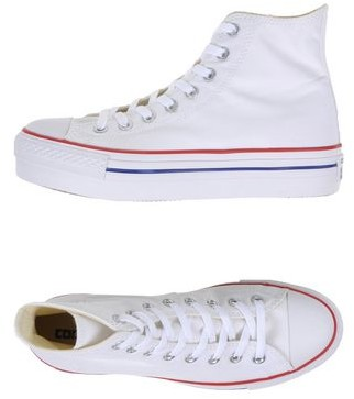 Converse A/S HI PLATFORM CANVAS High-tops & sneakers