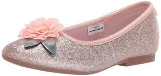 Osh Kosh Girls Maci Dressy Ballet Flat