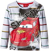 Disney Boy's Cars Speed Long Sleeve T-Shirt