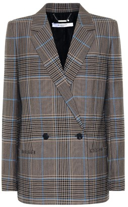 Givenchy Checked blazer