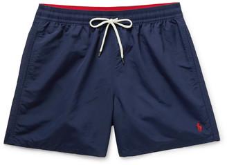 Polo Ralph Lauren Traveler Mid-Length Swim Shorts