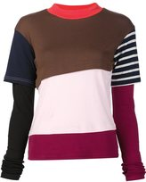 Jacquemus 'Les Trois' T-shirt - women - Cotton - 34