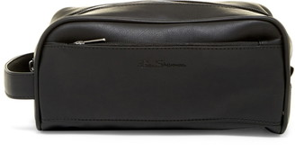Ben Sherman Mayfair Double Compartment Travel Kit