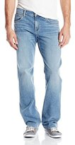 7 For All Mankind Men's Austyn Relaxed Straight Leg Jeans In High Tides