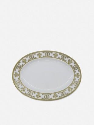 Versace I Love Baroque Oval Plate
