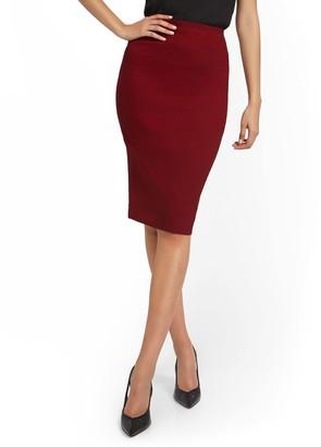 New York & Co. Whitney High-Waisted Skirt
