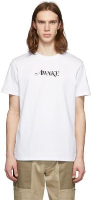 MONCLER GENIUS 2 Moncler 1952 White Awake T-Shirt