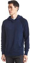 Gap Softspun knit pullover hoodie