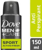 Dove Men+Care Sports Active Fresh Deodorant 150ml