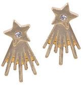 Kensie Starburst Stud Earrings