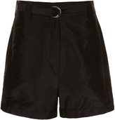 J.W.Anderson **Silk Taffeta Shorts By For Topshop