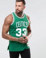 Mitchell & Ness Nba Boston Celtics Swingman Singlet