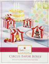 Kate Aspen Kateaspen Set of 24 Favor Boxes, Big Top Circus