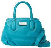 Marc by Marc Jacobs New Q Groove Baby Leather Satchel