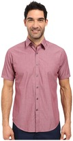 James Campbell Liano Short Sleeve Woven