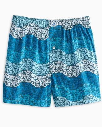 Southern Tide Feeling Nauti Boxer Shorts